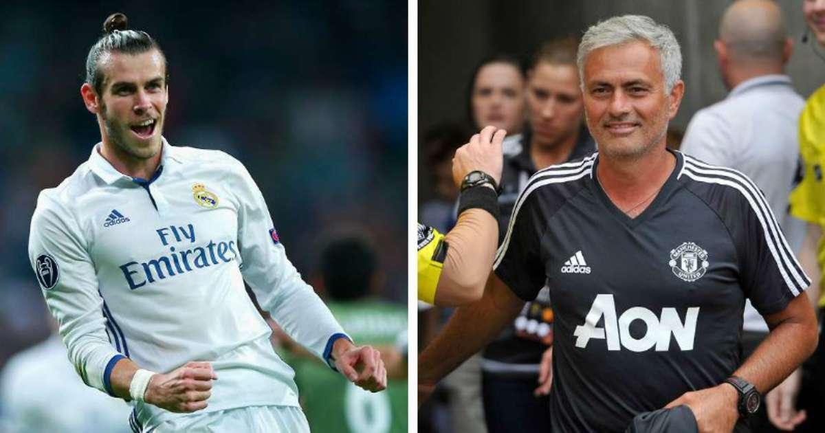 Mourinho bất ngờ công khai dụ dỗ Bale về Old Trafford