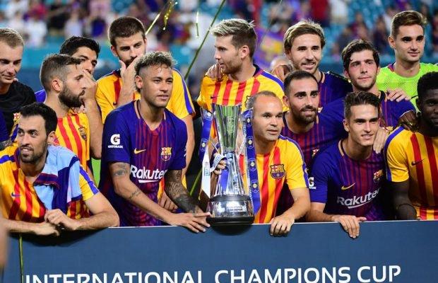 Thờ ơ với cúp vô địch, sao Barca chắc chắn sẽ ra đi