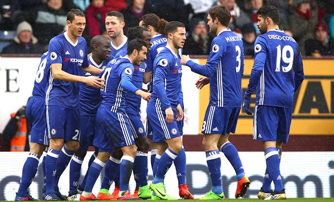 Chelsea chính thức công bố lịch đấu giao hữu hè 2017