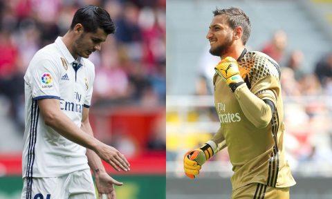 TIN CHUYỂN NHƯỢNG 04/07: Morata sẽ ra mắt M.U thứ 5 tới; tiểu Buffon chính thức gia hạn với Milan