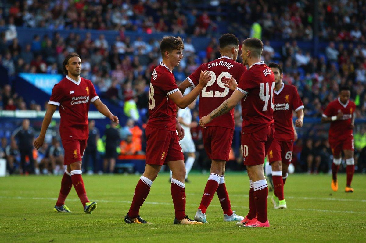 Tân binh Solanke ra mắt, Liverpool dễ dàng hủy hiệt đối thủ vô danh