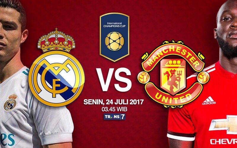Real Madrid vs Man United, 04h05 ngày 24/7: Quỷ đỏ bắn hạ Kền kền
