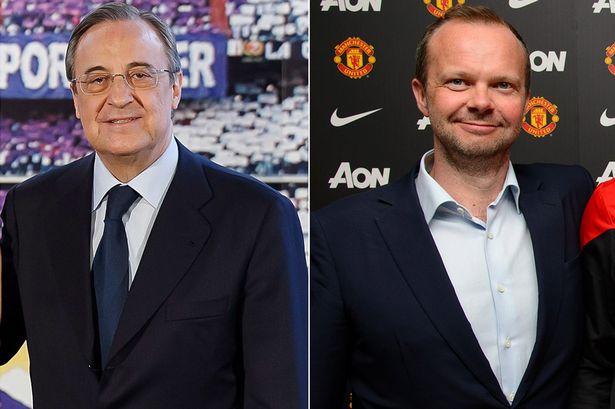 Man Utd bất ngờ nhận được đề nghị cực hấp dẫn từ Real