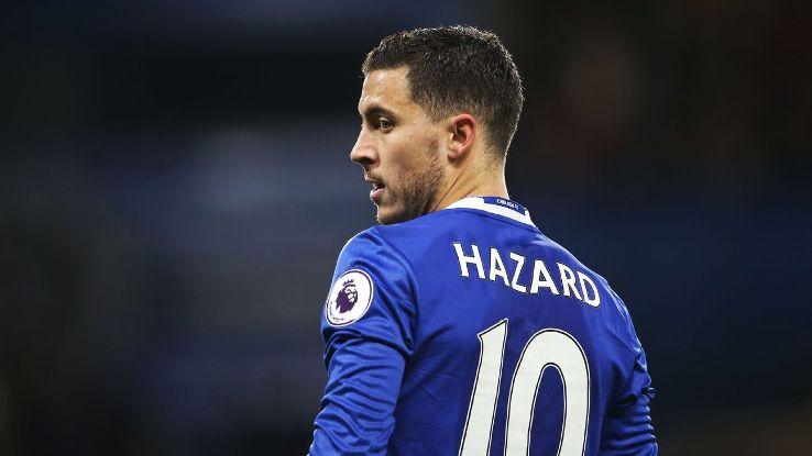 CHÙM ẢNH: Eden Hazard một mình tập luyện trở lại sau chấn thương nặng