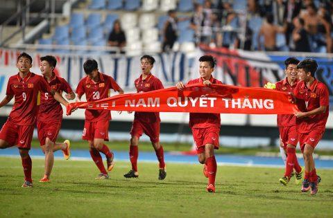 """Vô địch Đông Nam Á, U15 Việt Nam nhận ngay thưởng """"khủng"""" từ VFF"""