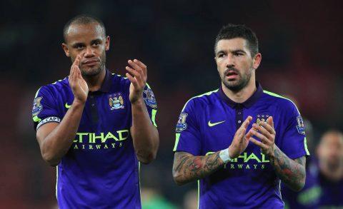 Man City CHÍNH THỨC chia tay thêm 1 hậu vệ ngôi sao