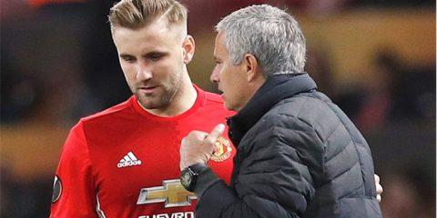 Jose Mourinho đã chốt xong tương lai Luke Shaw