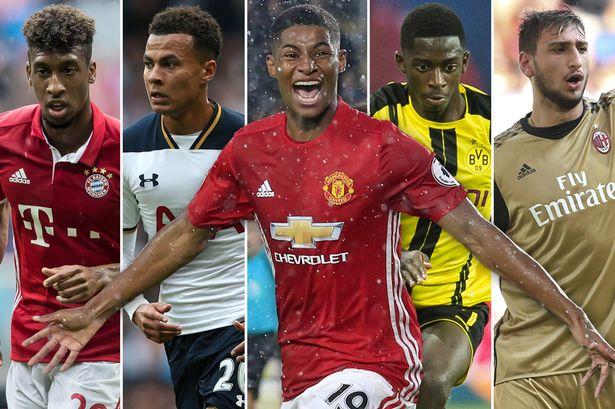 TOP 10 sao trẻ U21 đắt giá nhất Thế giới: Mbappe chưa phải là nhất