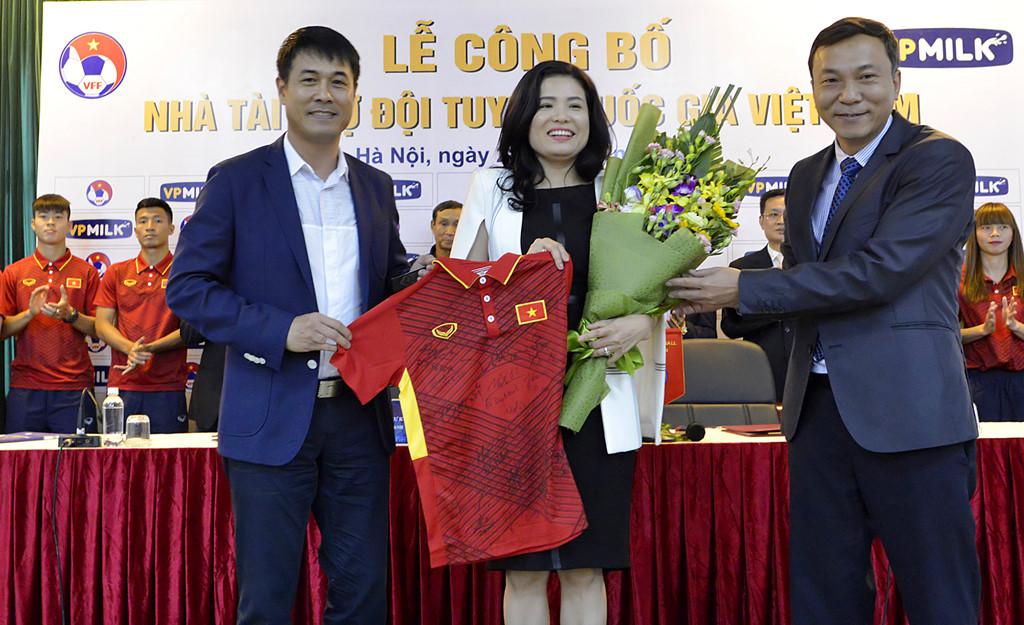 """U22 Việt Nam nhận được tài trợ """"rất đặc biệt"""" trước thềm SEA Games"""