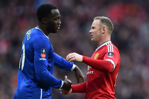 """Rooney chính là """"chiếc chìa khóa vàng"""" để Lukaku cập bến Man United"""
