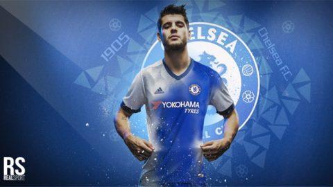Cập bến Chelsea, Morata lọt ngay vào top…lương bổng