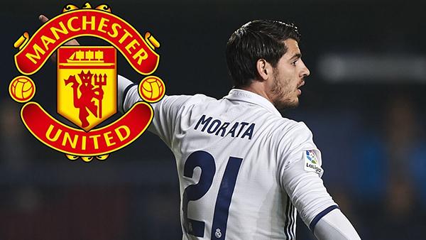 Nâng giá hỏi mua Morata, Man Utd tiếp tục nhận trái đắng