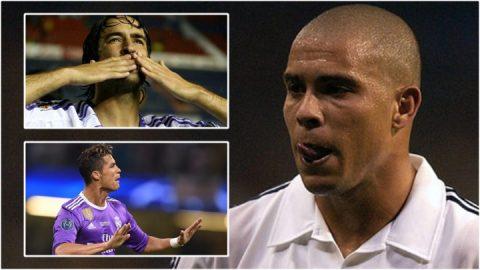 """BXH những tiền đạo xuất sắc nhất lịch sử Real Madrid: Có """"Rô béo"""", không """"Rô điệu"""""""