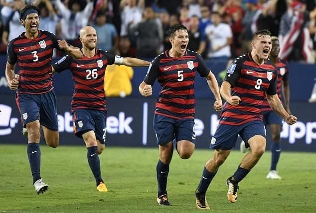 Thắng chật vật trước Jamaica, Mỹ đăng quang lần thứ 6 tại Gold Cup