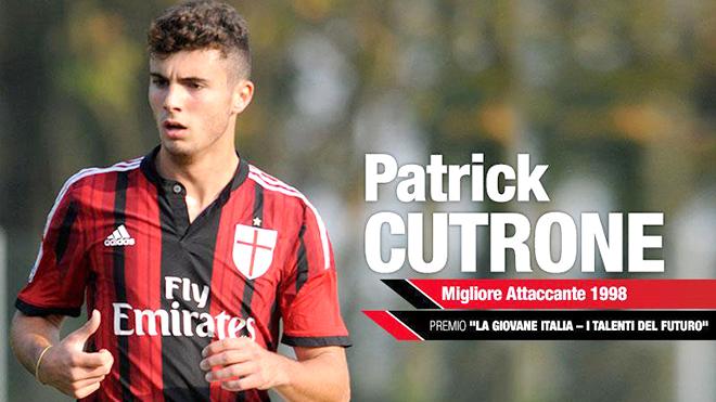 Patrick Cutrone: Hiện tượng kỳ thú từ thế hệ 98 của Milan