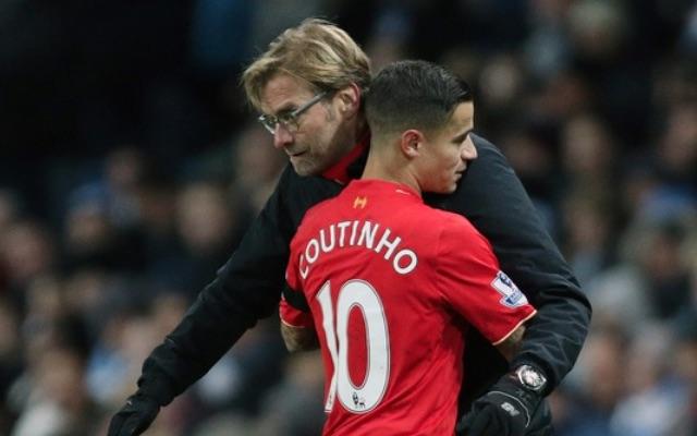 Klopp đã có phương án thay thế trong trường hợp không thể giữ chân Coutinho