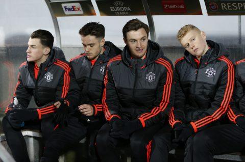 Mourinho tiếp tục công cuộc dọn dẹp tàn dư Van Gaal