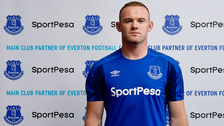 Hé lộ mức lương…thấp khó tin của Rooney tại Everton