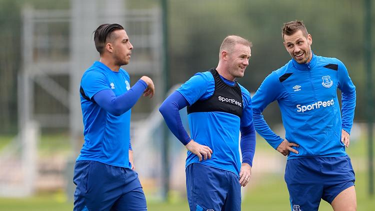 """Schneiderlin: """"Rooney hạnh phúc khi được trở lại Everton"""""""