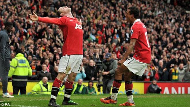 Đừng nói đến chuyện yêu – ghét, bởi Rooney vẫn là huyền thoại của MU