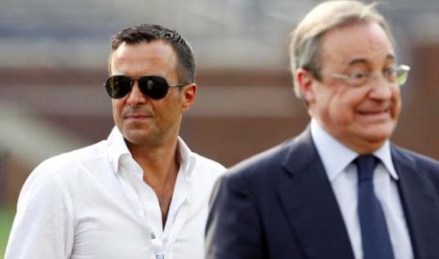 """""""Siêu cò"""" Jorge Mendes đang dần đánh mất ảnh hưởng tại Real Madrid"""