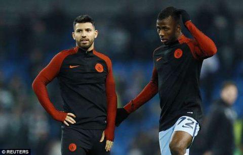 Chi 25 triệu bảng, Leicester đón ngay tiền đạo Man City