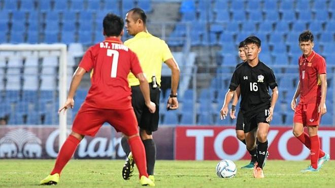 Thua U15 Việt Nam, HLV Thái Lan thừa nhận không ngờ