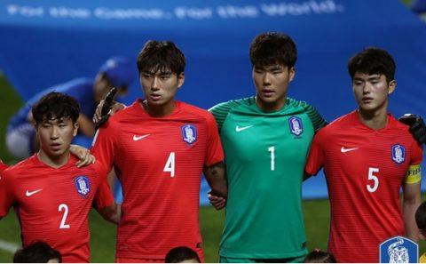 Hàn Quốc triệu tập 7 sao K.League cho cuộc tiếp đón U22 Việt Nam