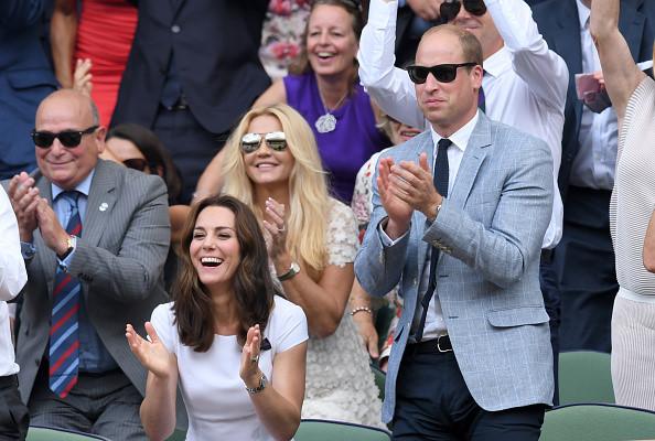 Dàn khách cực VIP có mặt để chứng kiến khoảnh khắc lịch sử của Federer
