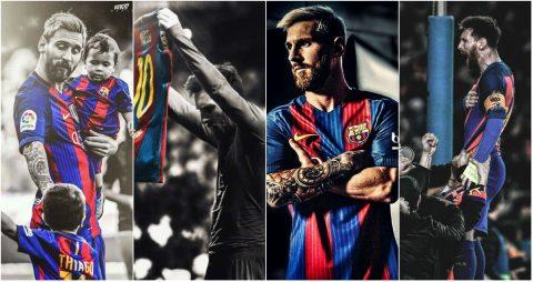 20 hình nền Messi đẹp nhất dành cho điện thoại mà mọi fan bóng đá không thể bỏ qua