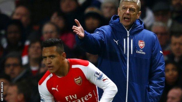 Nếu Alexis Sanchez ra đi, HLV Wenger sẽ vung 75 triệu euro gia cố đội hình