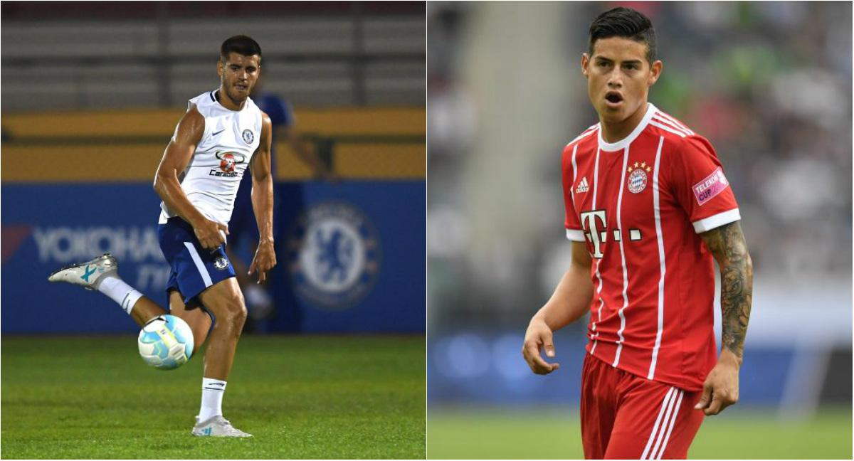 Chelsea vs Bayern Munich, 18h45 ngày 25/7: Tâm điểm Morata