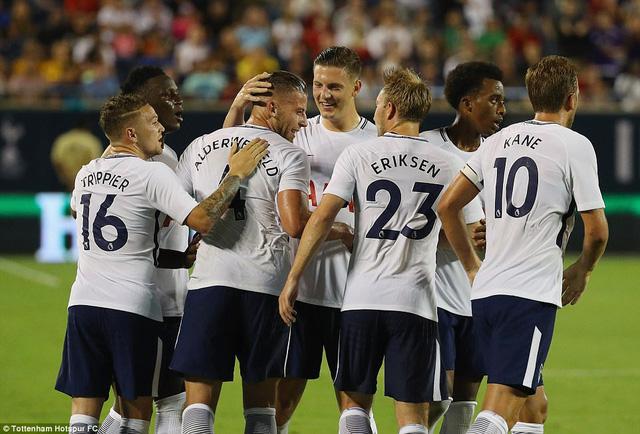 """Harry Kane: """"Tôi sẽ không rời Tottenham vì tiền"""""""