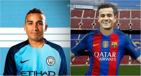 TIN CHUYỂN NHƯỢNG 23/07: Sao Real chính thức cập bến Man City; Barca tăng giá siêu khủng mua Coutinho
