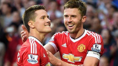 Rooney ra đi, MU đã có đội trưởng mới