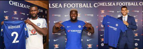 """""""Tôi đã đợi rất lâu để được đến Chelsea"""""""