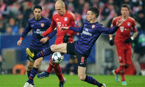 Bayern Munich vs Arsenal, 18h20 ngày 19/7: Thêm một lần đau