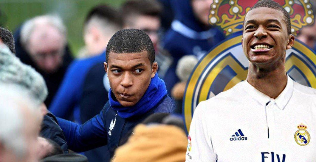 Bán xong Morata, Real Madrid dồn tất cả cho Mbappe