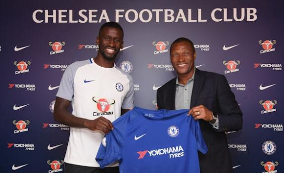 Rudiger và TOP 10 bản hợp đồng đắt giá nhất lịch sử Chelsea