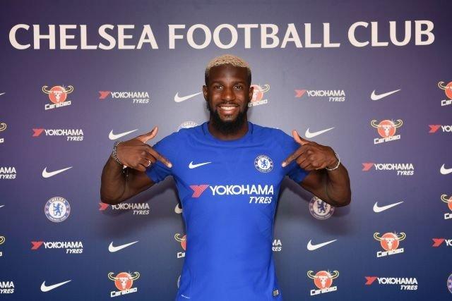 Hé lộ số áo của Bakayoko tại Chelsea