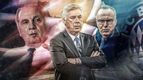 HLV Ancelotti có thực sự phù hợp với những nhiệm vụ mới mà Bayern đặt ra?