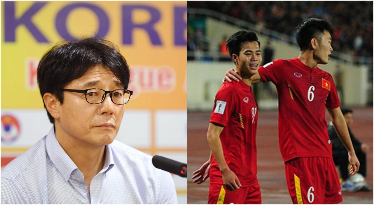"""Thua """"thuyết phục"""", HLV Ngôi sao K.League ấn tượng mạnh với U22 Việt Nam và cái tên này"""