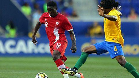 Khai mạc Gold Cup: Canada lần đầu tiên giành chiến thắng sau 6 năm