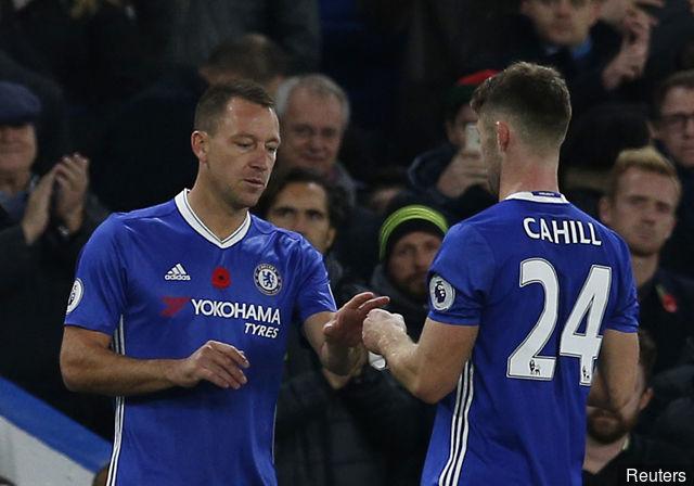 Chelsea CHÍNH THỨC có đội trưởng mới thay thế John Terry