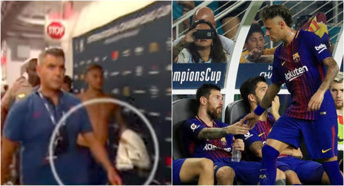 Thêm những dấu hiệu cho thấy, Neymar đã đá trận cuối cùng cho Barca