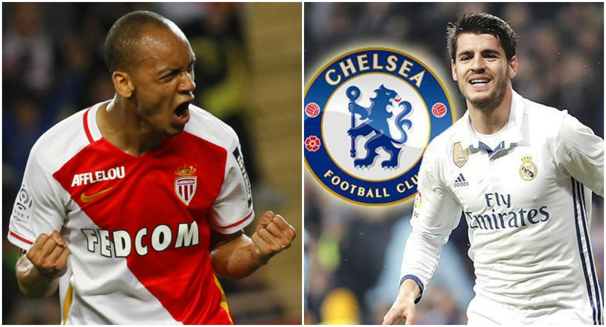 """TIN CHUYỂN NHƯỢNG 10/07: Sao Monaco """"nổi loạn"""", đòi đến MU; Chelsea hỏi mua Morata 80 triệu euro"""