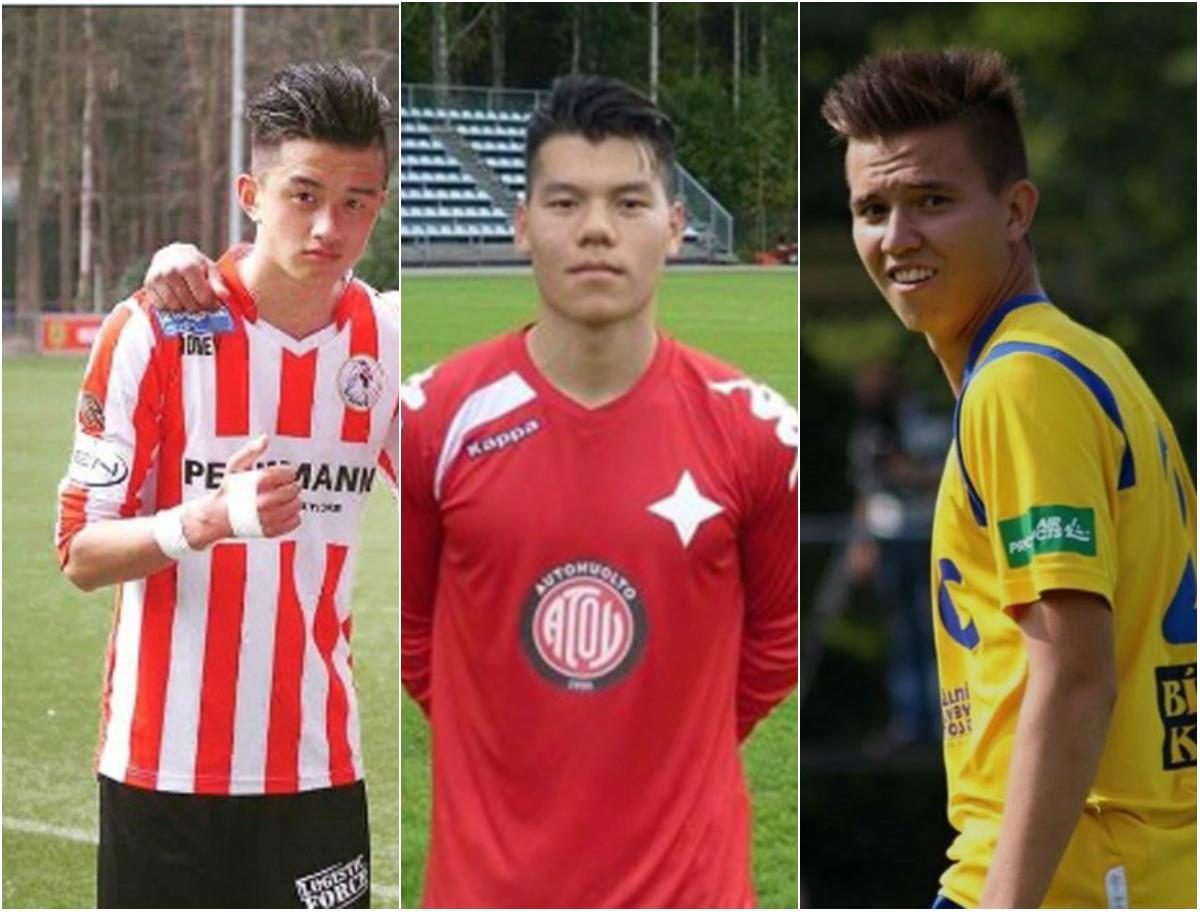 Đội hình 11 cầu thủ gốc Việt đang thi đấu ở các CLB châu Âu