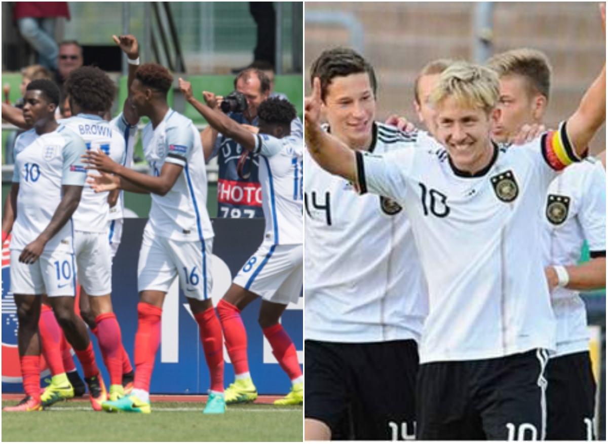 Lượt 2 bảng B U19 châu Âu: Đại gia giành chiến thắng