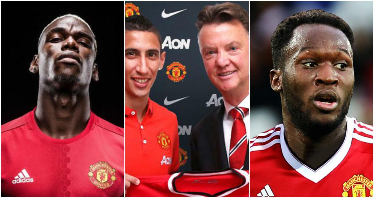 Top 10 bản hợp đồng đắt giá nhất lịch sử Premier League: M.U vô đối