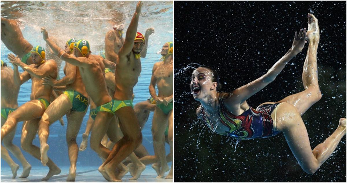 Muôn sắc thái biểu cảm của các VĐV tại giải vô địch bơi lội thế giới 2017
